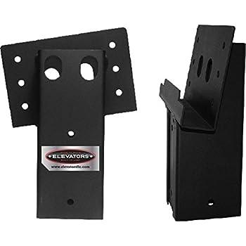 Summit Outdoor E1088 4 x 4 Compound Angle Elevator Brackets