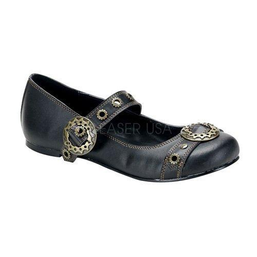 DAISY-09, Steampunk Maryjane Shoes