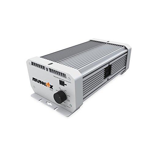 Nanolux NN640027337 1000W 240V APP Version DE Double Ended Remote Ballast, White