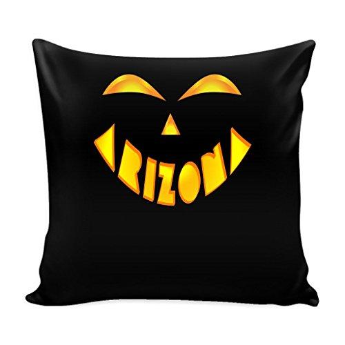 Arizona State Jack O' Lantern Pumpkin Face Halloween