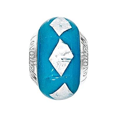 Lovelinks Murano Glass Link 1182964-99 p6i5x5O4pK