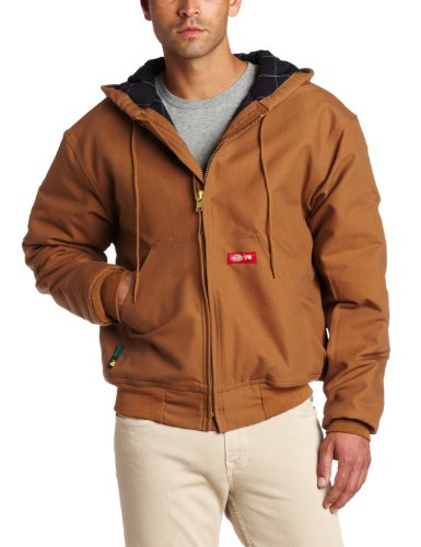 Duck Hooded Jacket - 5