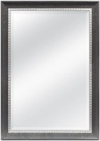 MCS 24×36 Inch Sloped Mirror, 29.5×41.5 Inch Overall Size, Bronze 20561
