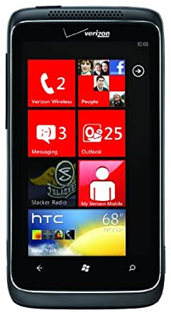 HTC Trophy, Black 16GB (Verizon Wireless)