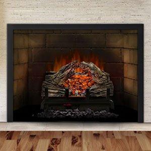 Napoleon Woodland Electric Fireplace Log Set ()