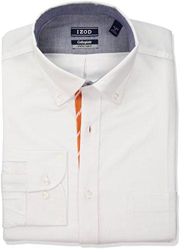 izod dress shirts slim fit - 8