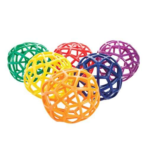 The Zone EZee Grab 6'' Ball Set of 6