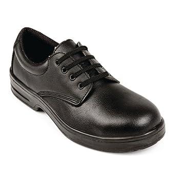 7d476819e0 Lites Safety Footwear A844-36 Lace Up, Black: Amazon.co.uk: Business ...