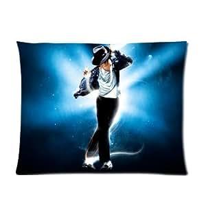Michael jackson galaxy bule custom picture pillow cases for Jackson galaxy amazon