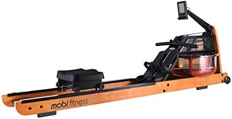 MOBI FITNESS Mobifitness Rowing Machine