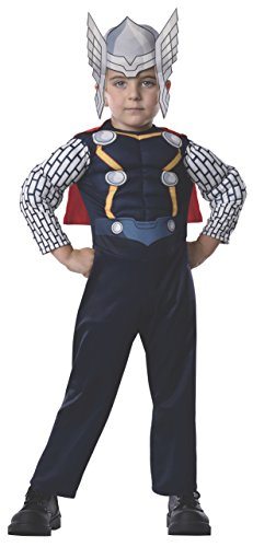 Rubie's Costume Baby Boy's Marvel Classics Avengers Assemble Muscle Chest -