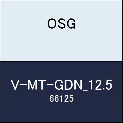 OSG ドリル V-MT-GDN_12.5 商品番号 66125