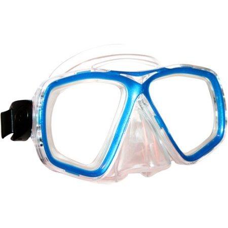 (US Divers Acapulco Mask Blue Snorkeling 277515)