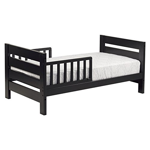 DaVinci Modena Toddler Bed in Ebony - Toddler Bed Replacement Parts