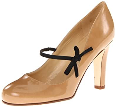 Kate Spade New York Women's Lively Pump,New Camel,5.5 M US