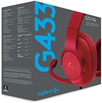 Logitech G433, Casque Gaming Filaire, son - Actualités des Jeux Videos