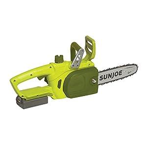 Sun Joe 20VIONLTE-CS10 10-inch 2.0-Amp 20-Volt Cordless Chainsaw