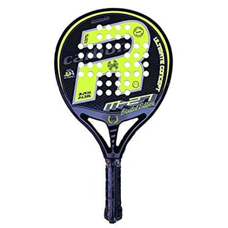 Royal Padel Pala RP M27 2018 Limited Edition: Amazon.es ...