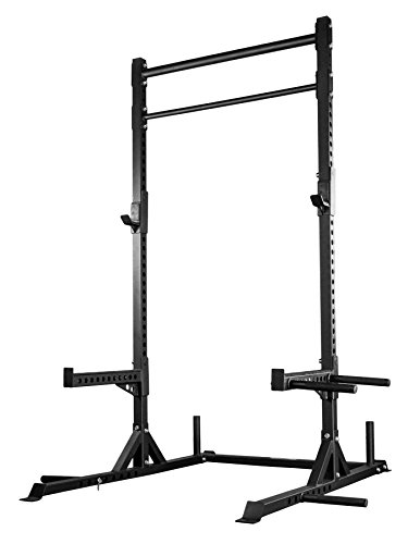Rep Squat Rack with Pull Up Bar – 94 in