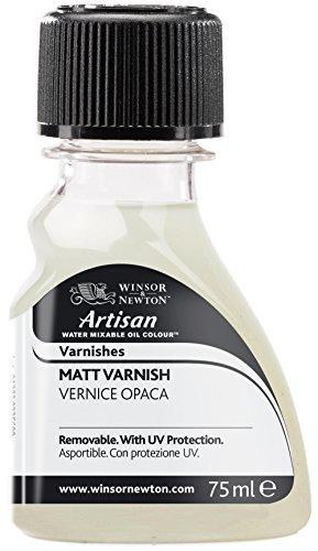 Winsor & Newton 75Ml Artisan Water Mixable Matt Varnish Medium