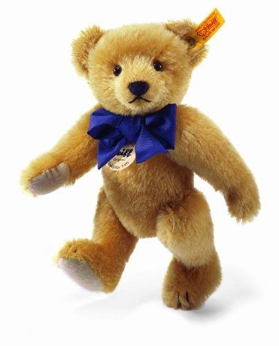 (Steiff teddy bear replica 1909 Brass 25cm)