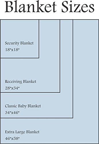 Baby Blanket Size Chart. Full Image For David Fussenegger Baby ... : baby quilt size - Adamdwight.com