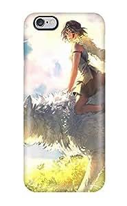 Brand New 6 Plus Defender Case For Iphone (princess Mononoke)