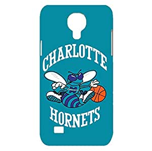 Charlotte?Hornets Turquoise Logo Hard Plastic Case Cover For Samsung Galaxy s4 mini