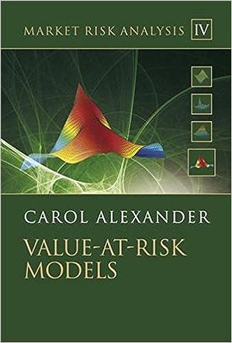 """Résultat de recherche d'images pour """"value at risk models carol alexander"""""""