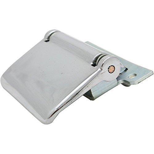 Interior Door Handle compatible with ECONOLINE VAN 75-87 Front RH Inside All Chrome Metal (Zinc)