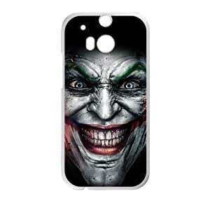 Happy The funny clown Cell Phone Case for HTC One M8