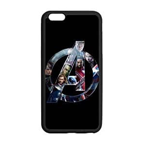 iPhone 6 Plus Case, [The Avengers] iPhone 6 Plus (5.5) Case Custom Durable Case Cover for iPhone6 TPU case(Laser Technology)