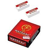 Nataraj Plasto Erasers - Pack of 20