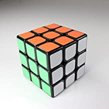 Elloapic Black YongJun YJ GuanLong 3x3x3 Speed Cube guanlong Puzzle Smooth Cube