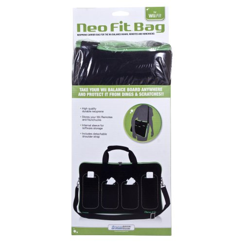 Wii Fit Neo Fit Bag