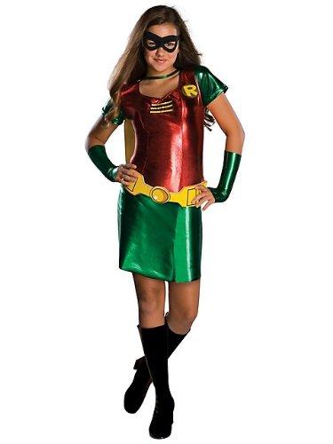 Girls Robin Tween Costume