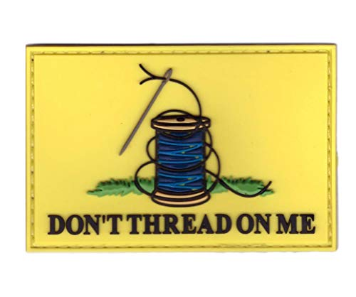 Tactical Yellow Don't Thread on Me Funny 2nd Amendment Tacti