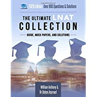 The Ultimate LNAT Collection: 3 Books In One, 600 Practice Questions & Solutions, Includes 4 Mock Papers, Detailed Essay…
