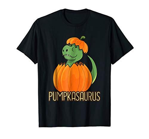 (Halloween Thanksgiving Pumpkasaurus Pumpkin Dinosaur T)