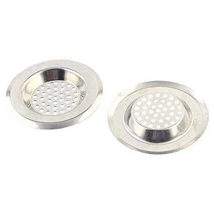 Amazon.com: eDealMax metal baño Ronda fregadero del lavabo ...