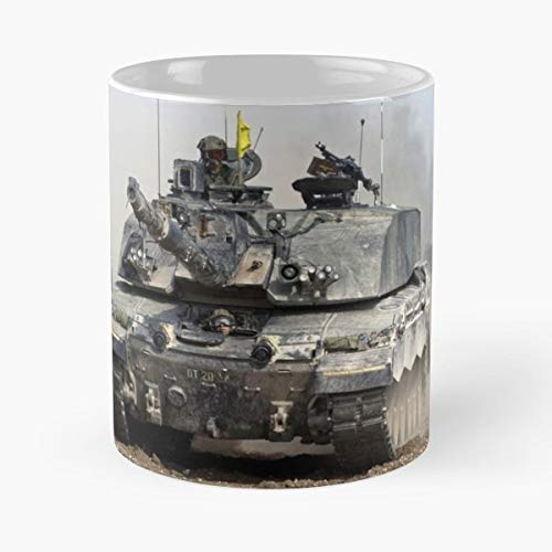 Challenger 2 Armoured Military - Best Gift Ceramic Coffee Mugs 11 Oz