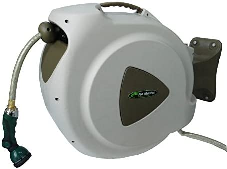 RL Flo-Master 65HR8 Retractable Garden Hose Reel - Automatic Rewind