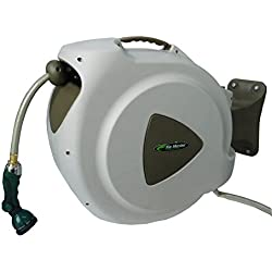 Retractable Hose Reel, 65-Foot (RL Flo-Master 65HR8)