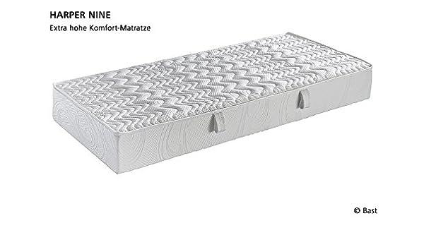 De rafia 9 zonas para el colchón de espuma de Harper Nine, H3 100 x 190 cm: Amazon.es: Hogar