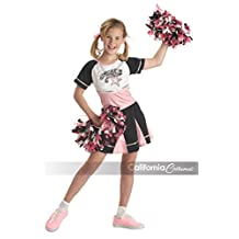 All Star Cheerleader Child Costume, Size Large