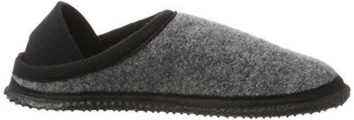 Pantofole Di Lana Giesswein Neritz Schiefer