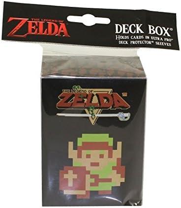 Ultra Pro- Legend of Zelda Full View Deck Box, Color (E-85225): Amazon.es: Juguetes y juegos