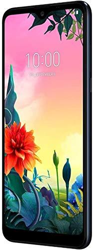 "LG K50S (32GB, 3GB) 6.5"", Dual SIM, Triple Camera, MIL-STD 810G, 4G LTE GSM Factory Unlocked (AT&T, T-Mobile, Metro, Straight Talk) International Model LM-X540BMW (Black, 32GB + 64GB SD Bundle)"