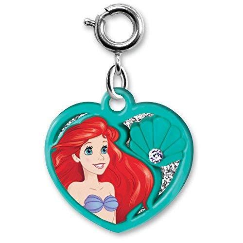 (CHARM IT!® Ariel Swivel Heart Charm)