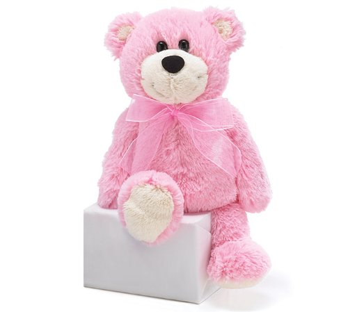 Addison Bear Pink 10